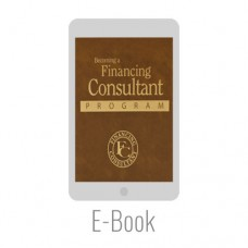 Becoming a Financing Consultant E-Book