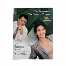 Professional Tax Preparer Individual Tax Preparation Course